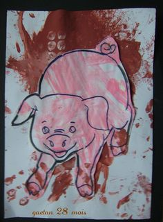 Le cochon de gaetan