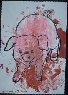 Le cochon de gaspard