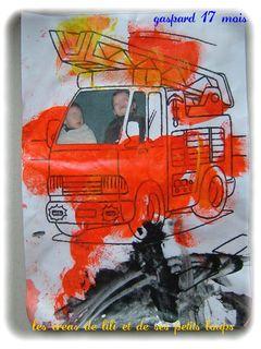 Le camion de gaspard