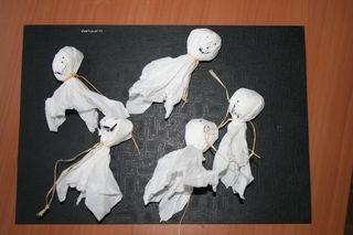 les petits fantômes de chloé
