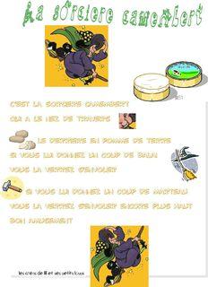 Sorciere camembert