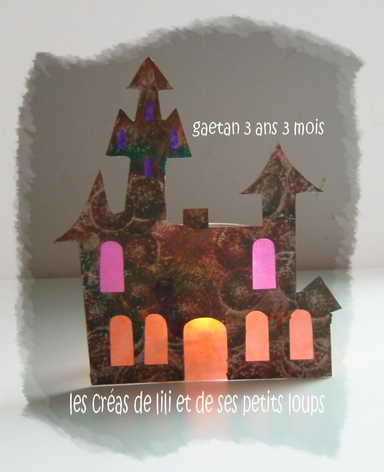 Le chateau -phore