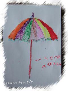 Parasol  maxence