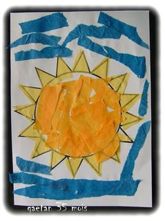 Le soleil de gaetan