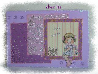 Chez isa pour mon anniv 2010