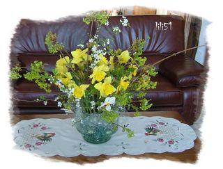 Joli bouquet fait par chantal
