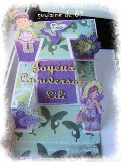 Jolie carte de guylaine  pour mon anuiv 2010