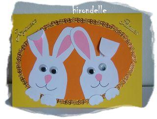 Hirondelle pour mon anniv 2010