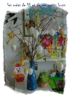 L'arbre de paques 2010