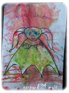 Le doudou de gaspard