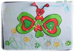 Papillon atelier isa gaetan