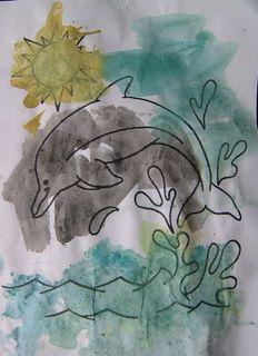 Gentil dauphin de gaetan