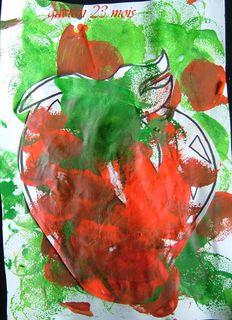 La fraise de Gaétan