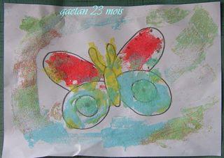 Papillon de geatan
