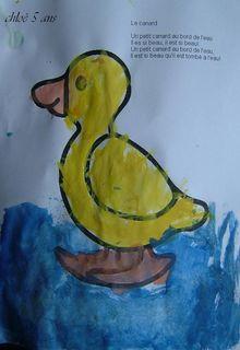Le canard de chloe