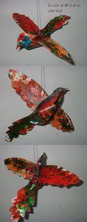 L'oiseau mobile de gaetan