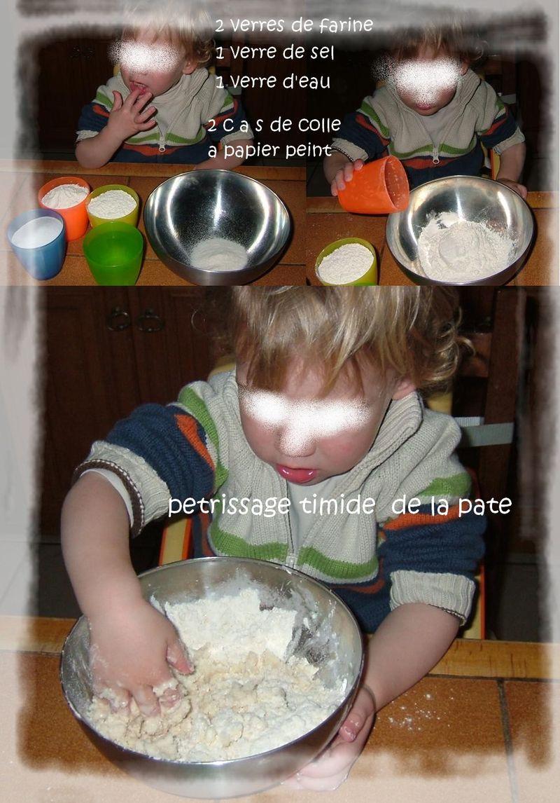 Les couronnes pate a sel de gaspard