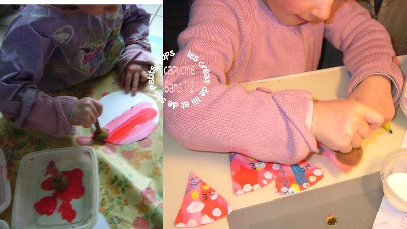 Eventail fete mamie  2011 de capucine