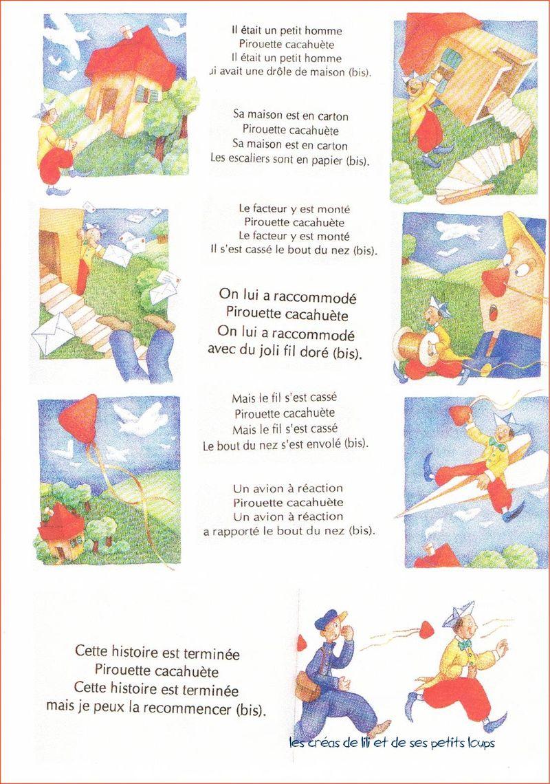 Theme pirouette cacahuette gaspard