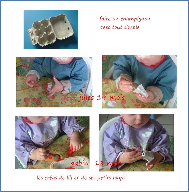 Brico champignon