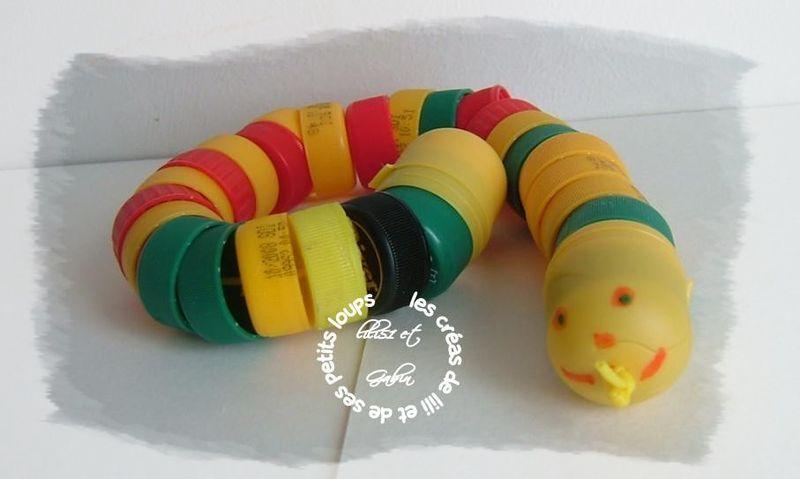 Serpent bouchon 1