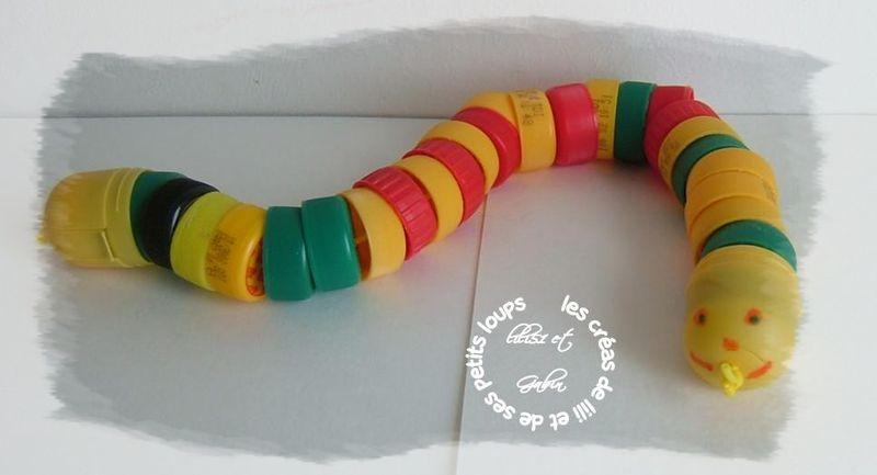 Serpent bouchon 2