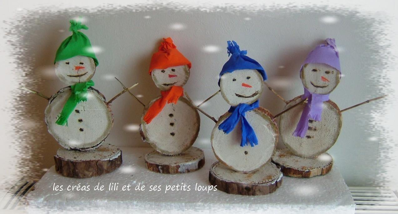 Bricolage bonhomme de neige cheap bonhomme de neige dcoupage pour nol with bricolage bonhomme - Bonhomme de neige en bois ...