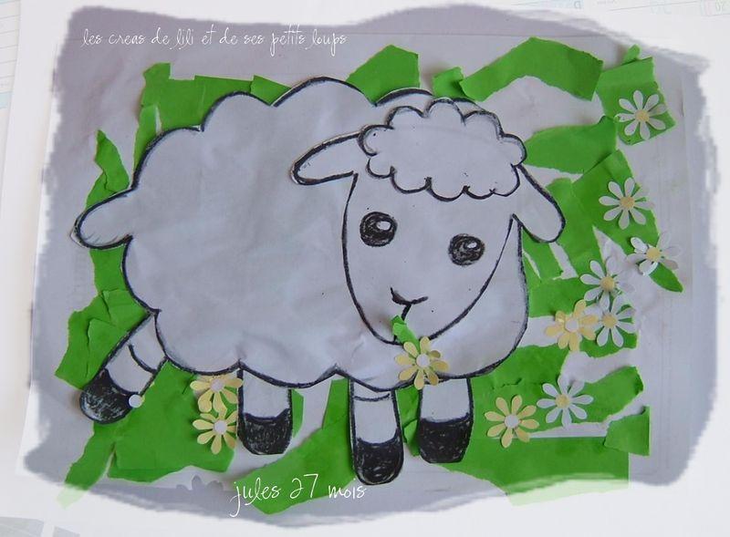 Dessine moi un mouton de gabin