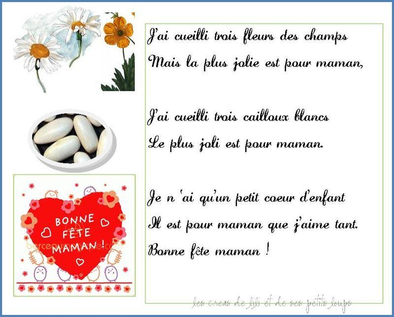 Cadeau FM poeme illustré