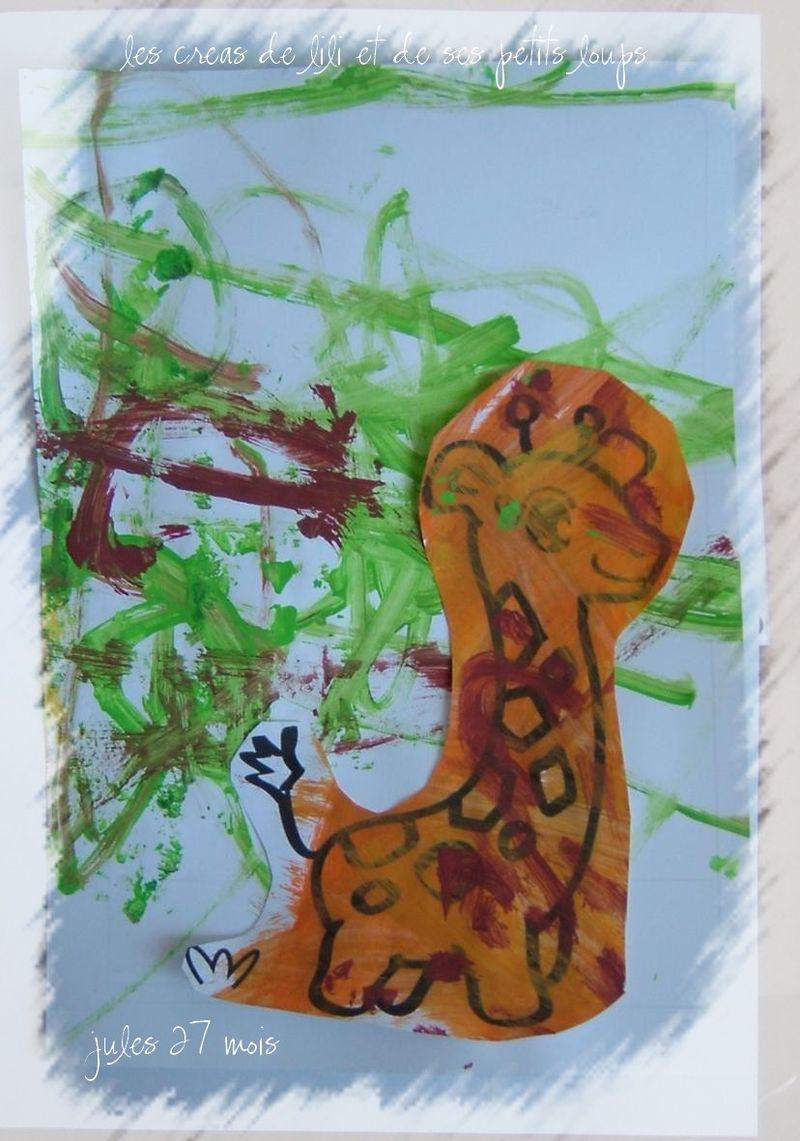 Girafon de jules