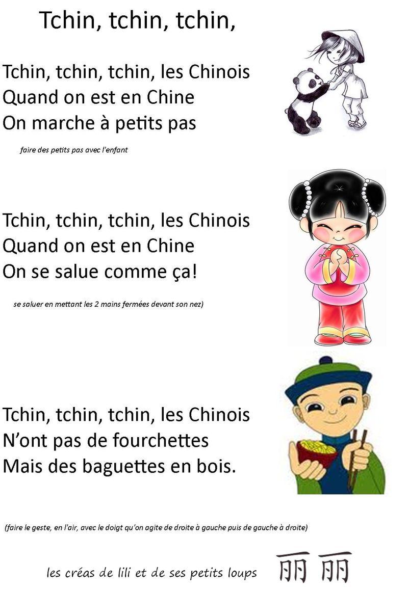 tchin tchin les chinois