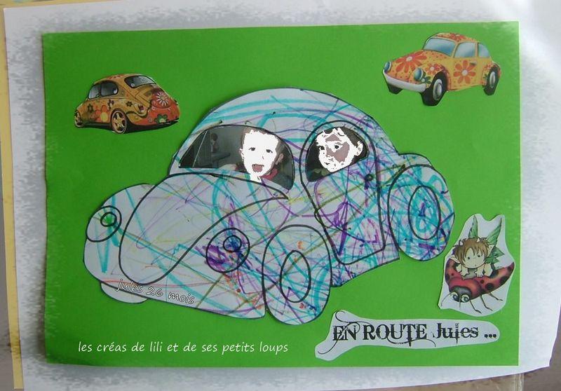 Copie de en route voiture coccinelle jules