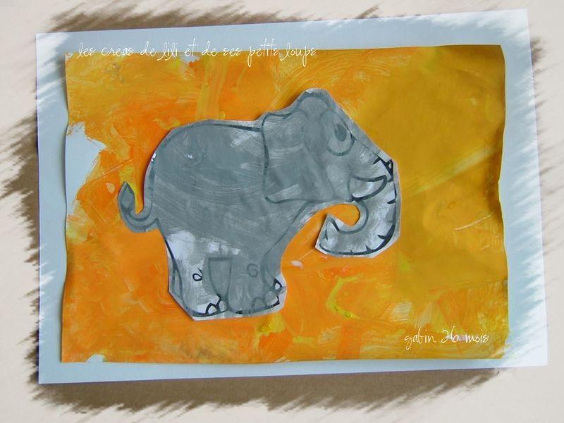 Elephant gabin