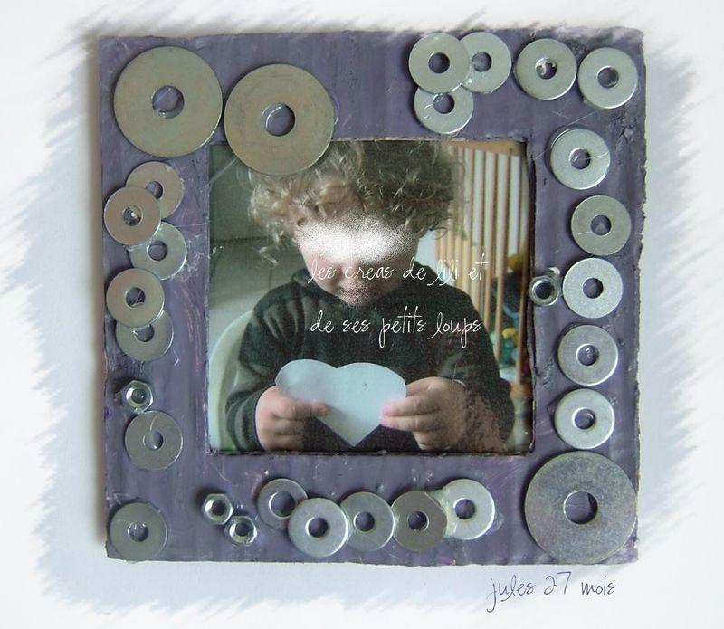 Copie de fete papa  cadre rondelles 2012 jules