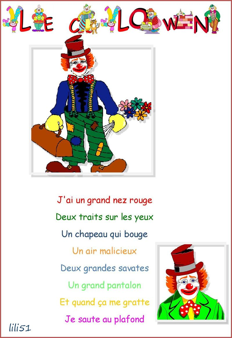 Copie de le clown julos