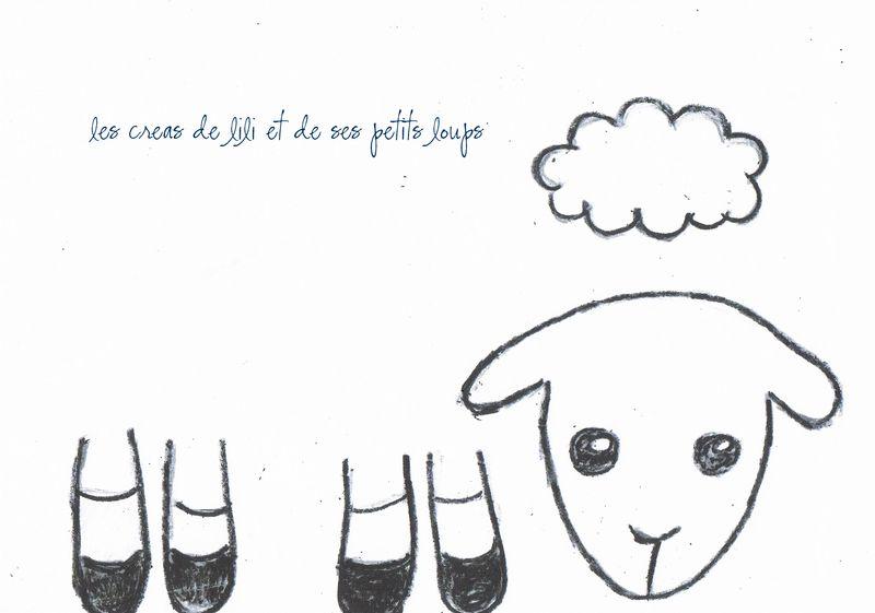 Gabarit 1 desssine moi un mouton