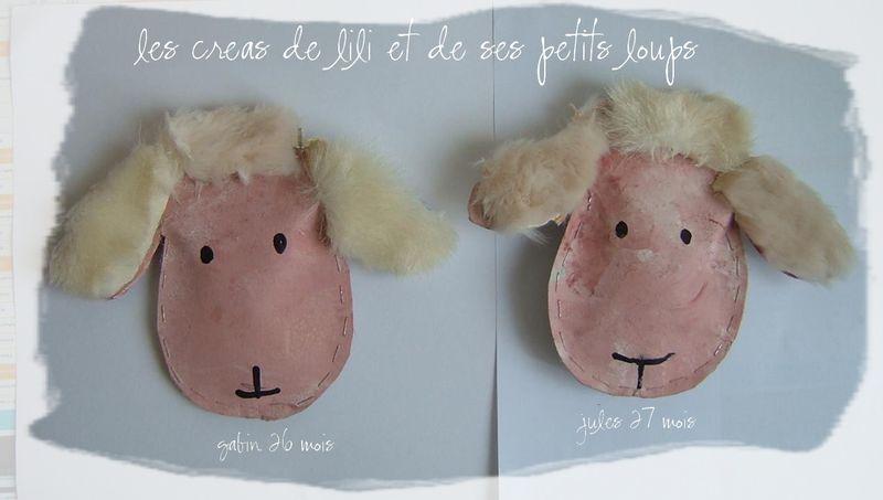 Tete de moutons