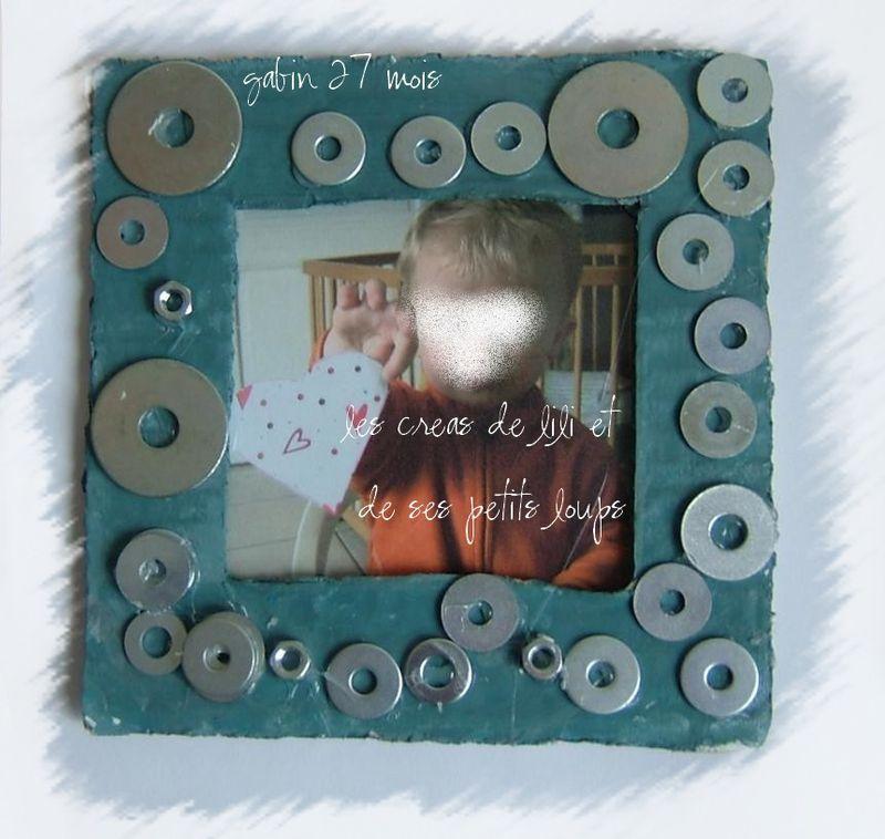 Copie de fete papa  cadre rondelles 2012 gabin