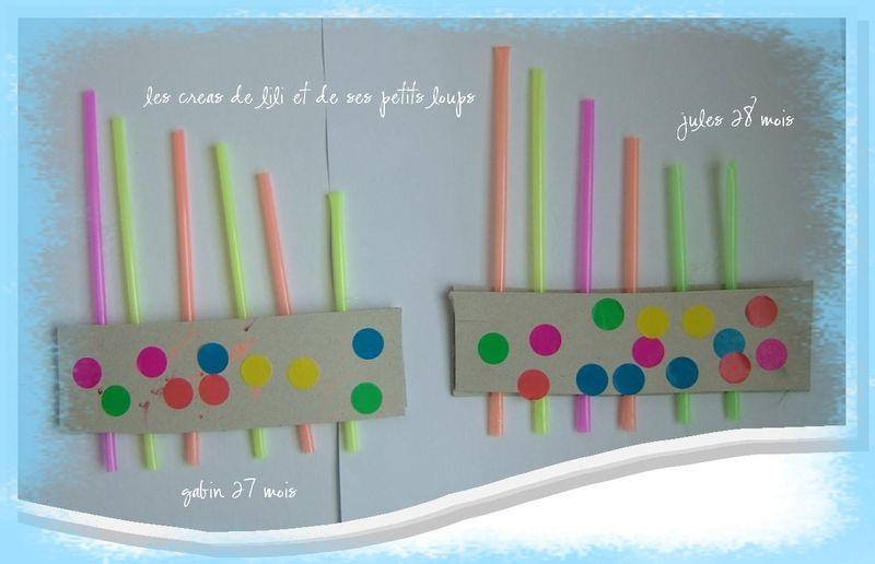 Nos flutes de paon
