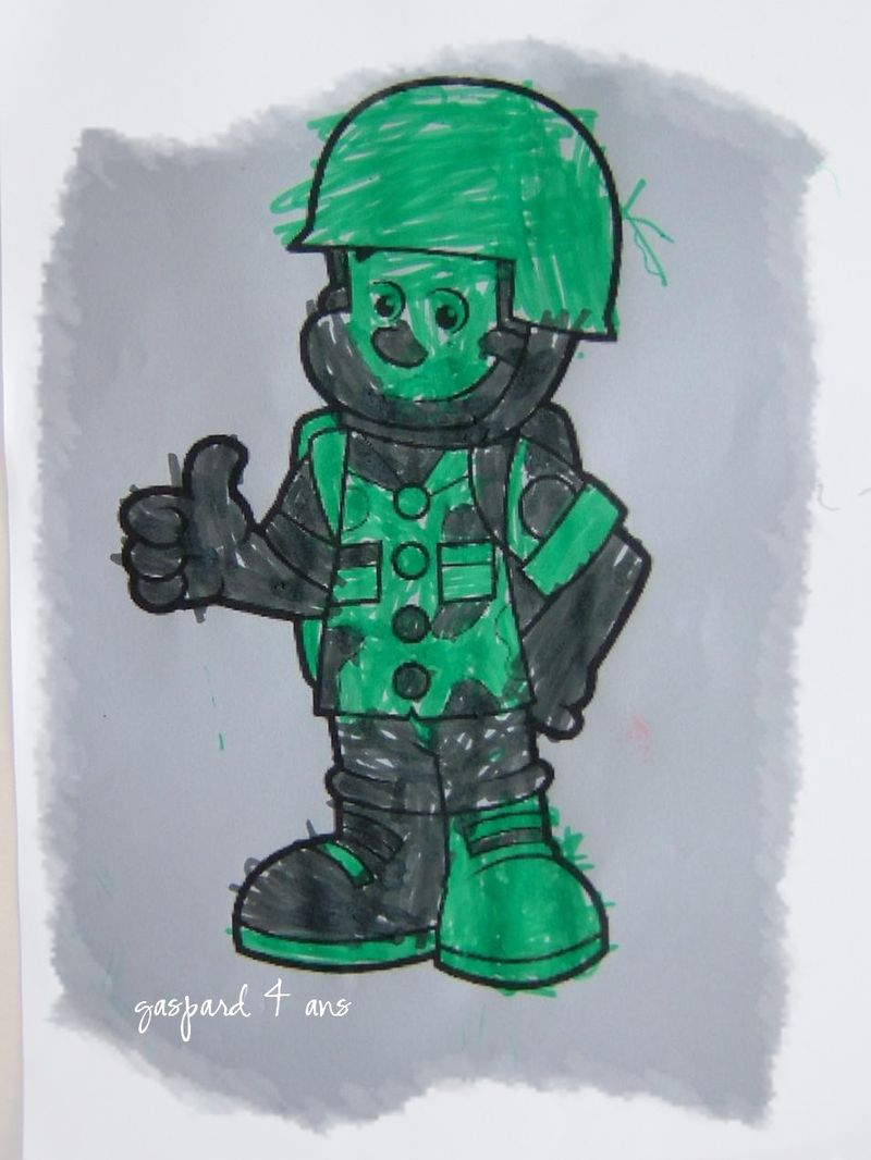 Soldat gaspard