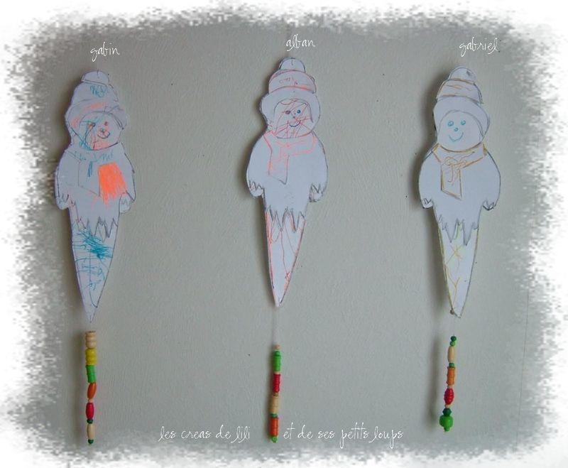 Les stalactites