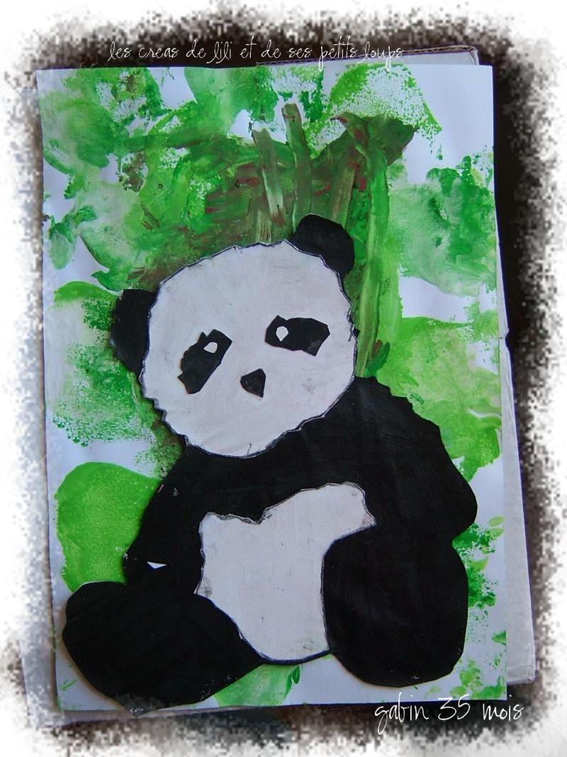 Panda gabin