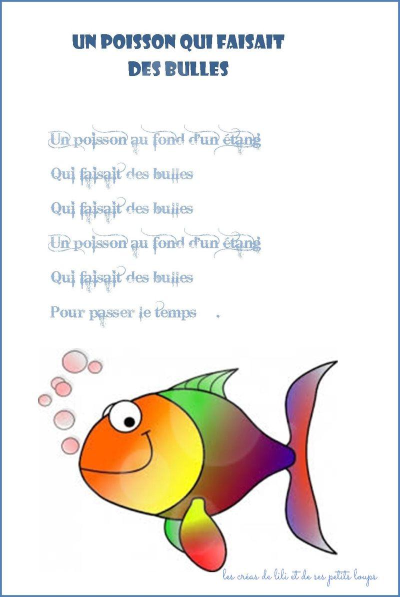 """Résultat de recherche d'images pour """"un poisson qui faisait des bulles"""""""
