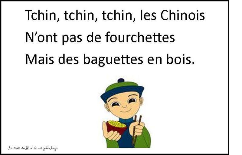 Tchin tchin baguettes