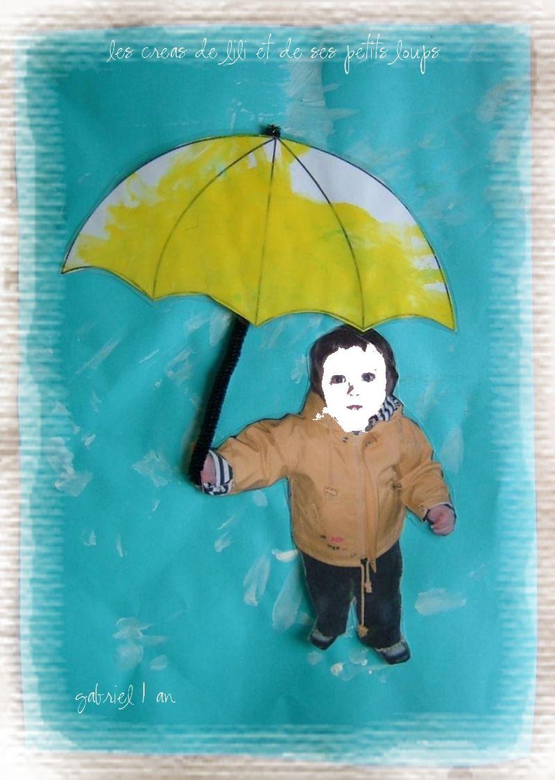 Copie de gabriel et son parapluie