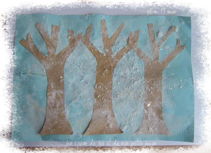 Voila les arbres de gabriel