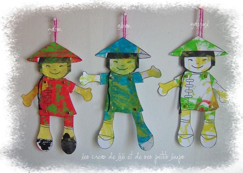 Les 3 chinois