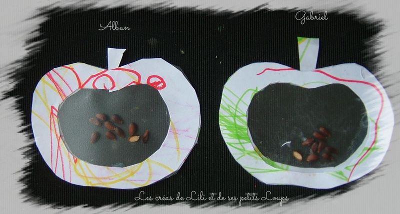 Des pépins dans la pomme 2