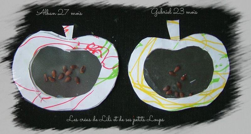 Des pépins dans la pomme 1