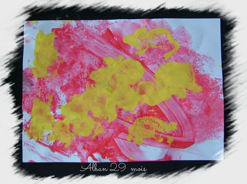 Rouge jaune alban
